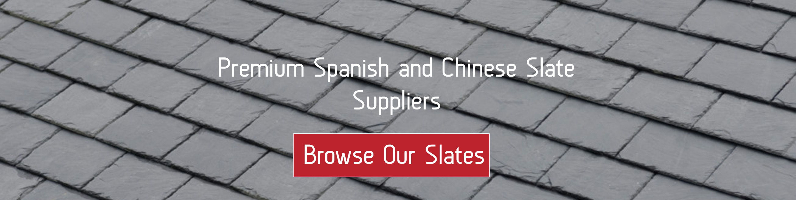 Spanish and Chinese slate banner